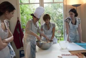 EVJF en cuisine chez GuestCooking