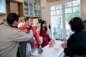 Richard Gotainer chez GuestCooking