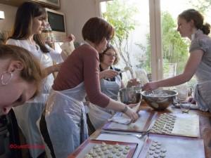 EVJF en cuisine GuestCooking 2011