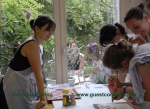 GuestCooking EVJF 2010