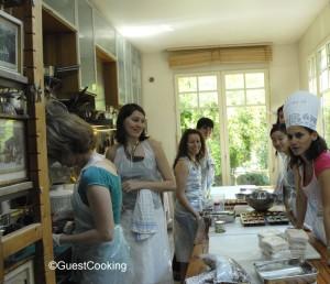 EVJF cours de cuisine Pic-Nic chez GuestCooking