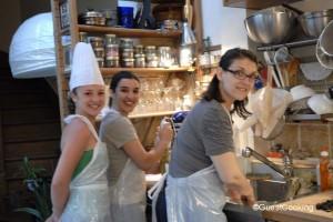 EVJF cours de cuisine chez GuestCooking