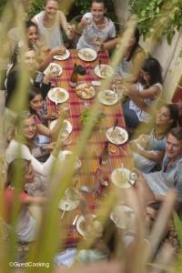 EVJF en cuisine chez GuestCooking 2011