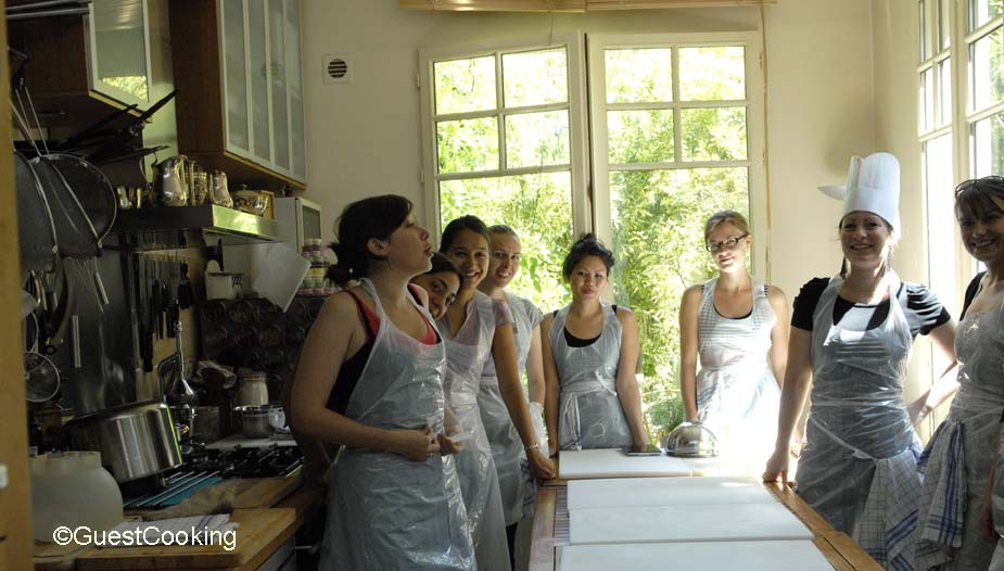 organisation d'un enterrement de vie de jeune fille, ou un evjf ... - Evjf Cours De Cuisine