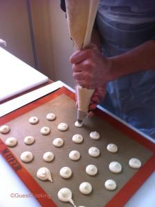 Cours particulier de macarons