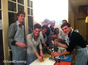 Cours de cuisine GuestCooking