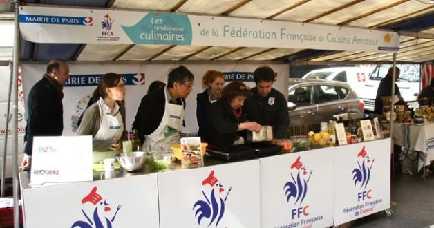 FFC-GCooking-Marché Raspail
