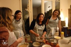 GuestCooking EVJF cours de cuisine
