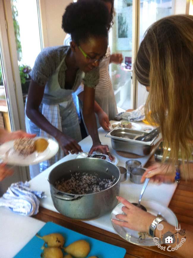Photos evjf cours de cuisine guestcooking cours de cuisine - Cours de cuisine lannion ...