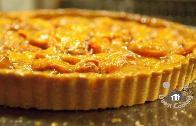 GuestCooking_cours de cuisine_tarte abricots