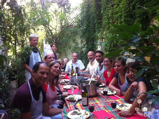 Cours de cuisine paris guestcooking cours de cuisine - Cours de cuisine groupe paris ...
