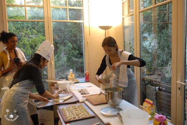 Evjf cours de cuisine guestcooking cours de cuisine for Atelier cours de cuisine paris