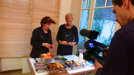 France3 chez GuestCooking