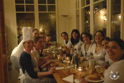 EVJF cours de cuisine GuestCooking