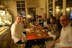 Cours de cuisine societé chez GuestCooking