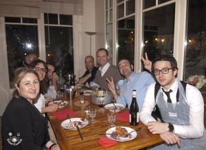 cours de cuisine societe GuestCooking