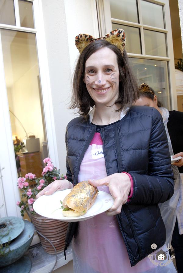 Evjf cours de cuisine dans un jardin paris for Paris cours de cuisine