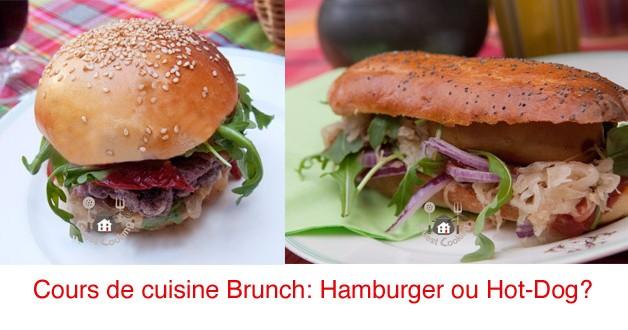 Cours de cuisine GuestCooking brunch
