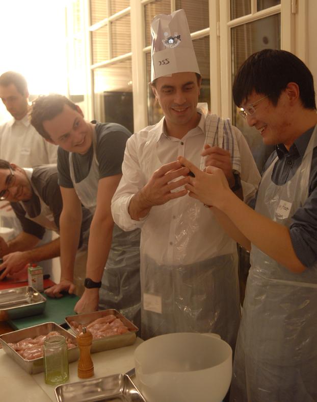 Cours de cuisine entreprise GuestCooking