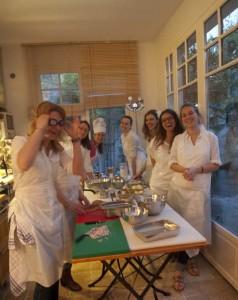 EVJC cours de cuisine GuestCooking