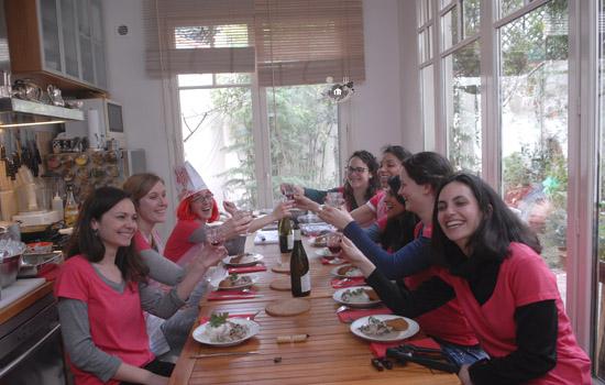Cours de cuisine GuestCooking EVJF