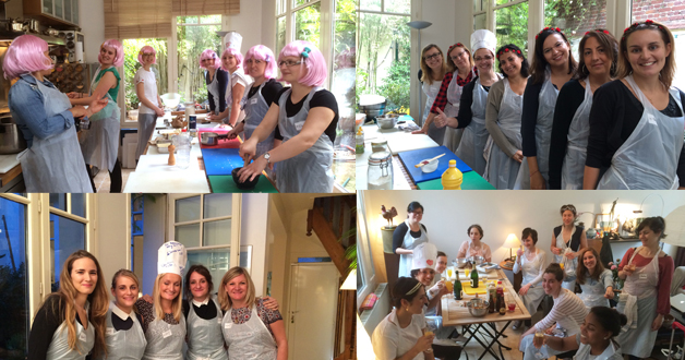 Guestcooking le blog de l 39 atelier familiale for Atelier cours de cuisine paris