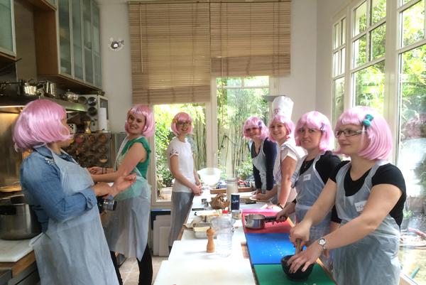 EVJF Cours de cuisine _GuestCooking