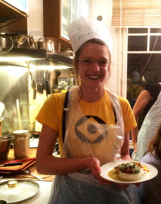 EVJF les Top Chefs du cours de cuisine GuestCooking
