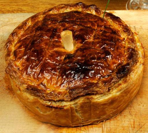 GuestCooking cours Pâte feuilletée